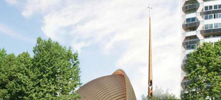 Créteil bâtit sa nouvelle cathédrale