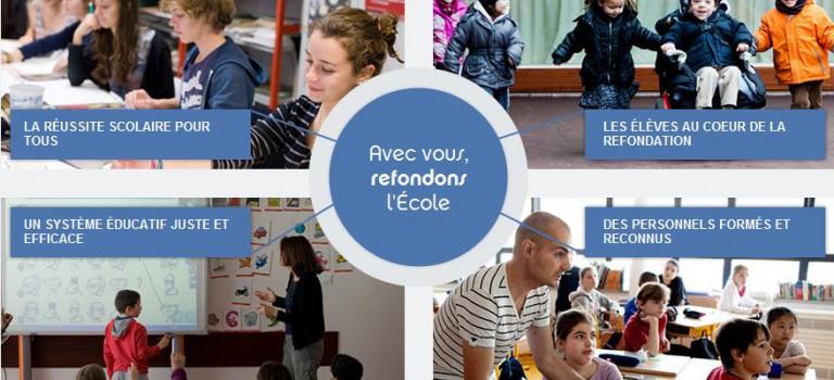 Concertation sur l'école : débats publics à Nogent, L'Hay, Créteil