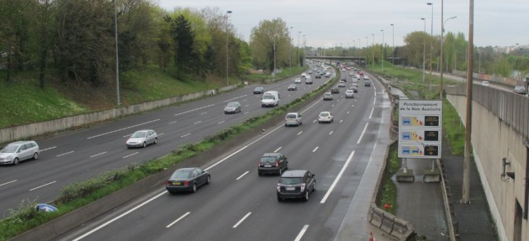 Ile-de-France: une trentaine de chantiers d'été sur les routes nationales
