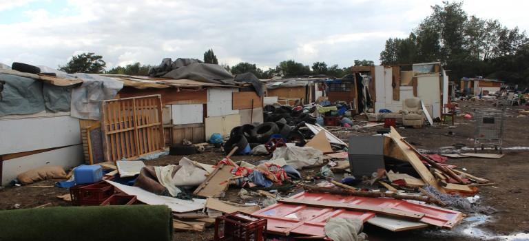 Les bidonvilles de Roms : un enjeu de la métropole de Paris