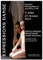 Exposition de photos sur la danse