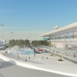 Futur batiment de jonction Aeroport Orly 2