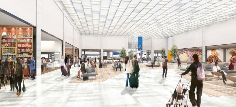 Le futur aéroport d'Orly en images