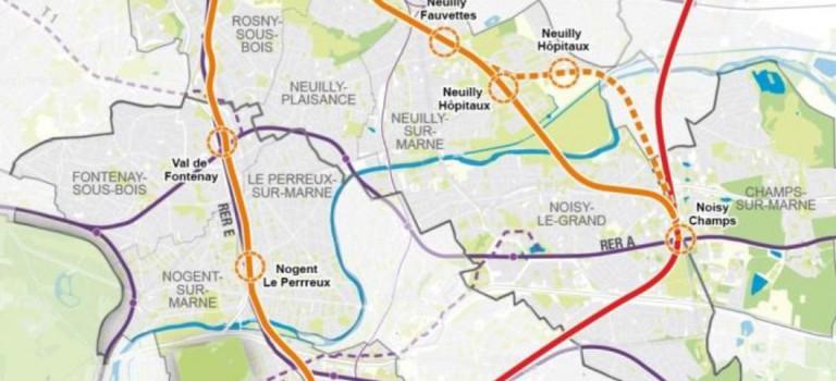 Grand Paris Express : c'est parti pour la ligne orange
