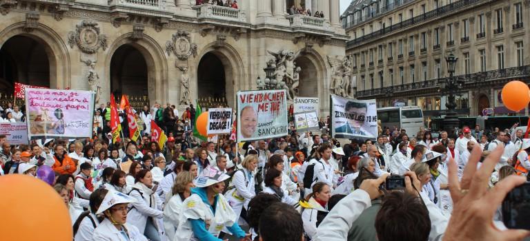Tournée parisienne réussie pour les Sanofi