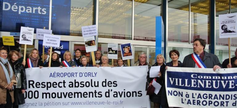 Aéroport d'Orly : concilier cadre de vie et développement économique