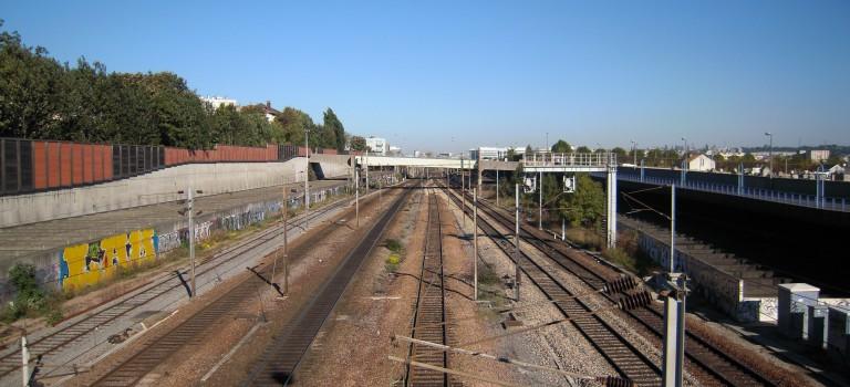 Grève partielle sur la ligne de RER E