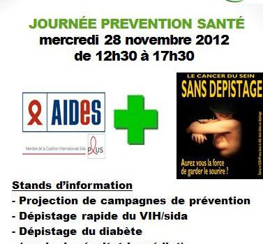 Journée de prévention santé à Fresnes