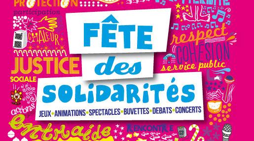 Fête des solidarités dans le Val de Marne