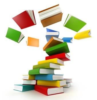 Foire aux livres du Secours populaire à la médiathèque de Bonneuil