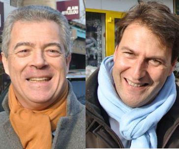 Henri Plagnol et Sylvain Berrios : dernières réunions avant le second tour