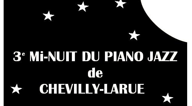 3ème Mi-Nuit du piano jazz à Chevilly