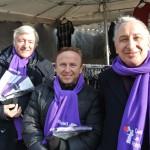 Marche Adamville Campagne Legislative Partielle Samedi 1 decembre 2012 Debout La Republique