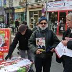 Marche Adamville Campagne Legislative Partielle Samedi 1 decembre 2012 Front de Gauche