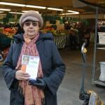 Marche Adamville Campagne Legislative Partielle Samedi 1 decembre 2012 Militante UMP