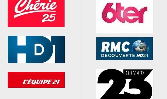 6 nouvelles chaînes HD en TNT en Ile de France