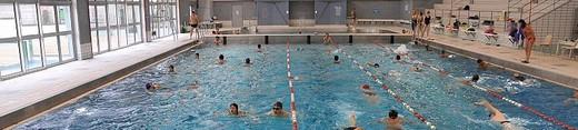 Nocturne la piscine d 39 ivry 94 citoyens for Piscine thiais