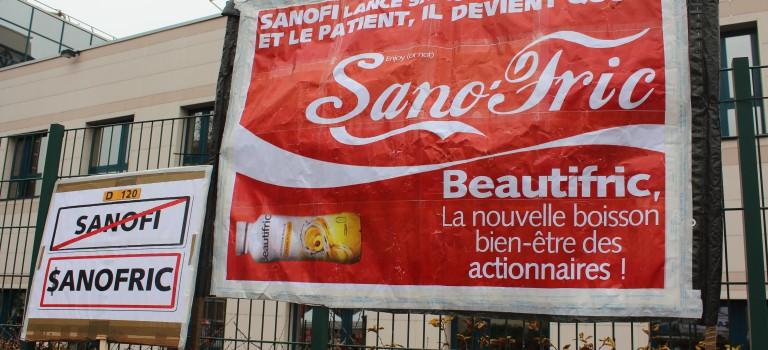 Des Sanofi de toute la France se sont retrouvés à Gentilly