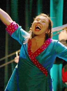 Sophie Forte à Chevilly : un concert familial