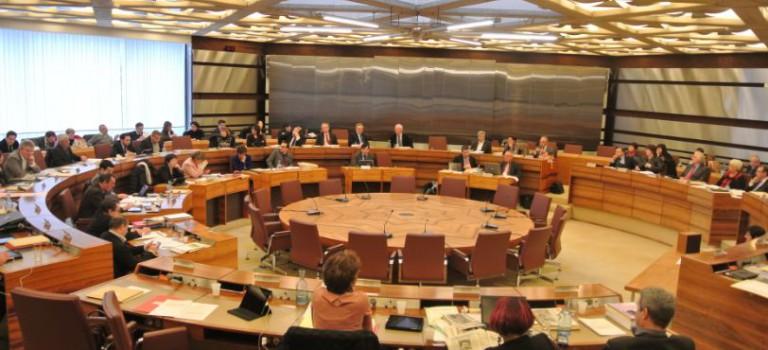 Le Val de Marne a débattu ses orientations budgétaires 2013