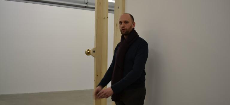 Koenraad Dedobbeleer prend ses quartiers au Crédac
