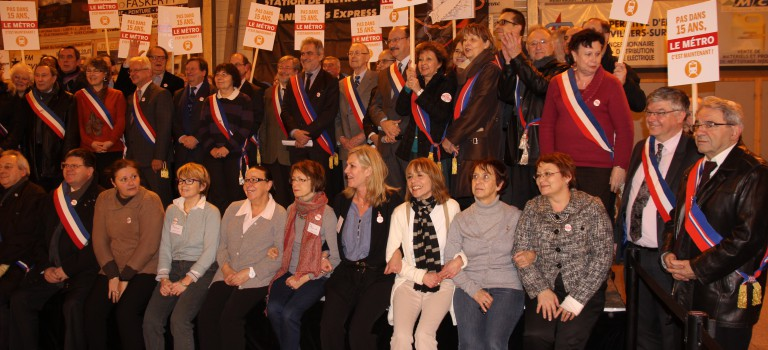Mobilisation générale pour le Grand Paris Express
