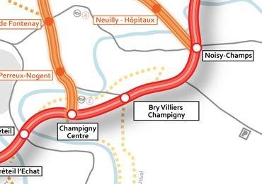 Quatre communes manifestent pour le métro ce soir