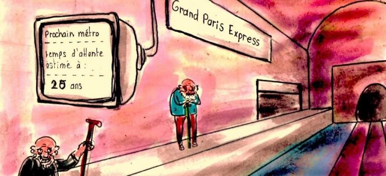 Retard du Grand Paris Express: un peu, beaucoup, passionnément?