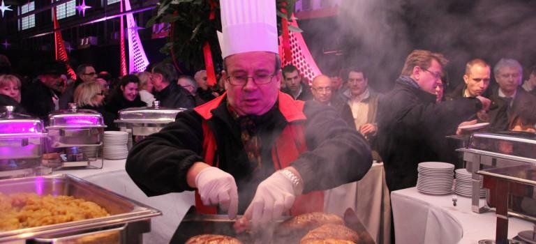 Le MIN de Rungis fête ses quarante ans de viande