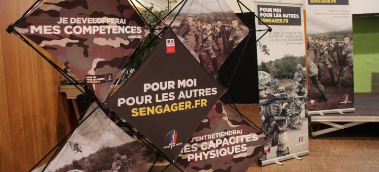 L'armée de Terre lance une vaste campagne de recrutement
