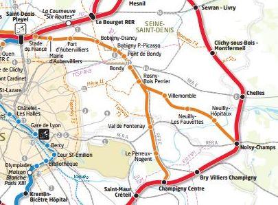 Grand Paris Express : quels scénarios pour la ligne orange ?