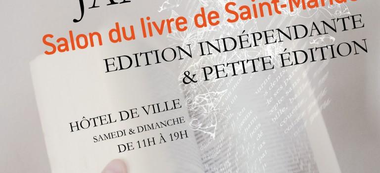 Salon des éditeurs indépendants à Saint Mandé
