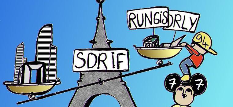 SDRIF : le Val de Marne veut sa part économique du Grand Paris