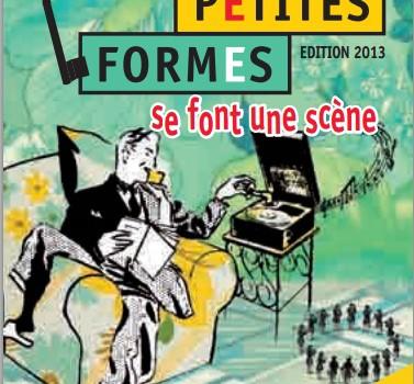 C'est parti pour festival Les Petites formes à Champigny