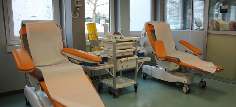 Collecte de sang : les villes du Val-de-Marne ont du coeur