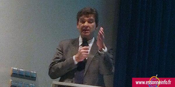 Techinnov : Arnaud Montebourg vante ce «Meetic des entreprises»