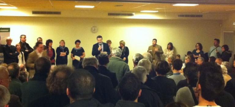 Nicolas Clodong lance sa campagne des municipales