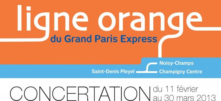 Lancement de la concertation publique autour de la ligne orange