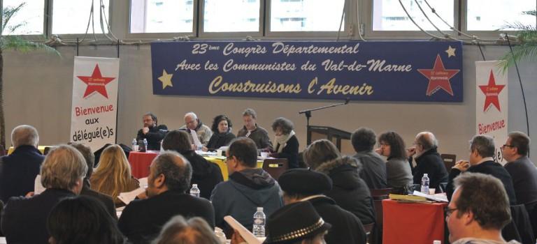 Le PCF Val-de-Marne convoque une AG pour surmonter ses fractures