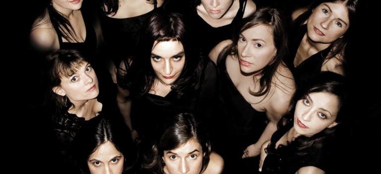 L'orchestre Fleurs Noires à Sucy : un tango contemporain