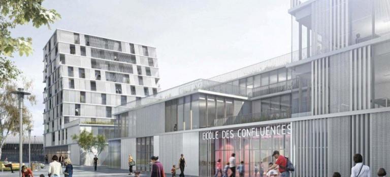 Ivry Confluences désigne ses architectes-urbanistes