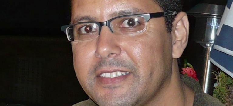 Un voeu pour la libération de Naama Asfari à Ivry