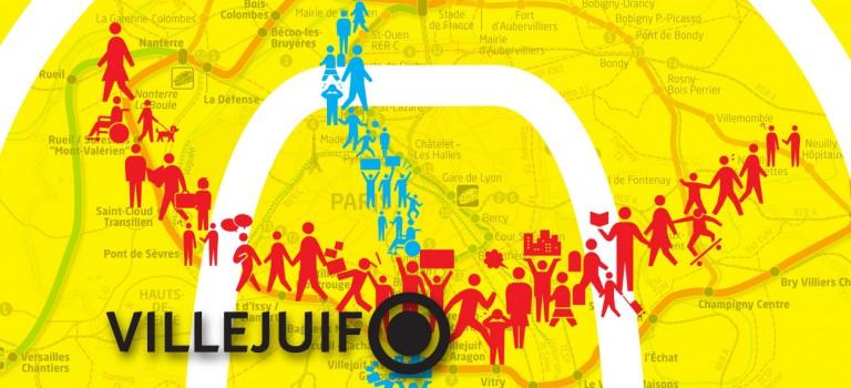 Elus et entreprises manifestent pour le Grand Paris Express