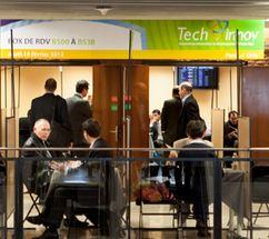 Techinnov 2014 vise les 9500 RDV entre décideurs