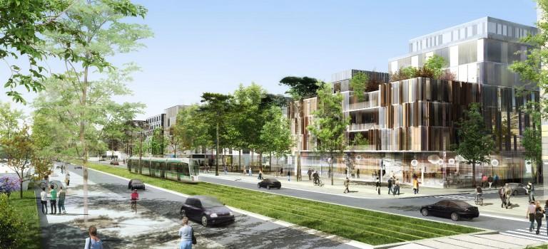 L'éco-quartier des Portes d'Orly choisit Eiffage et Nexity-Pegase développement
