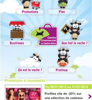 la vache noire une appli bons plans 94 citoyens. Black Bedroom Furniture Sets. Home Design Ideas