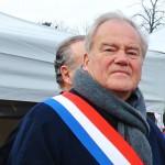 Christian Cambon Maire Saint Maurice