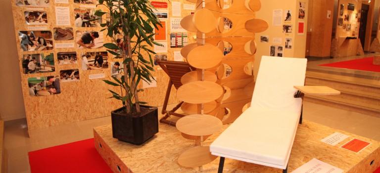 Exposition sur le bois dans tous ses états à Saint-Maur