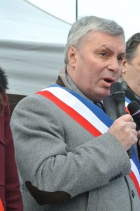 Olivier Dosnes Maire Joinville