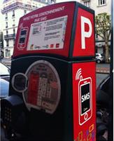 Testé pour vous : le paiement du stationnement par SMS